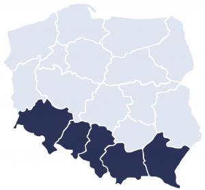 mapa polski 4